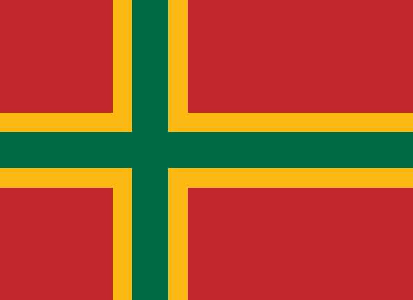 The Lithuania-Nordic-Cross-Border Banking Flag