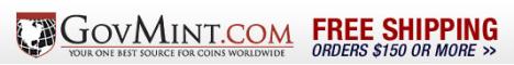 GovMint.com- Best Source for Coins Worldwide